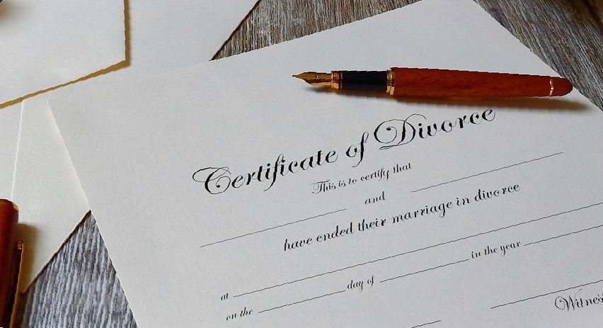 acuerdo de separación sin estar casados